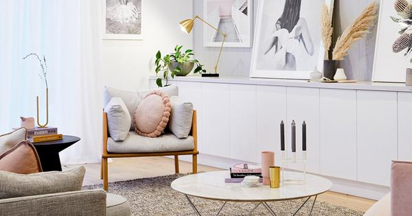 A lesson in scandinavian interior design homes to love - Scandinavian interior design magazine ...