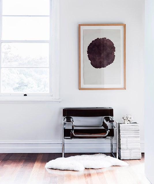 Pared back interiors scream sophistication. *Photo: Maree Homer / Bauersyndication.com.au*