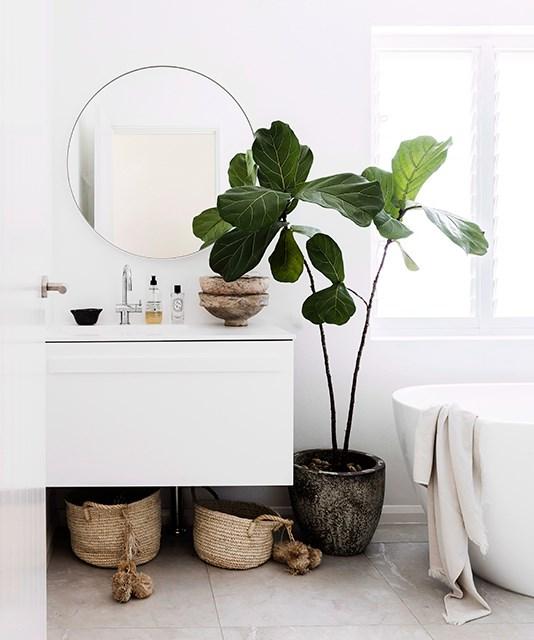 The perfect bathroom will last a lifetime. *Photo: Maree Homer / Bauersyndication.com.au*