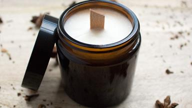 How to make your own scented soy candles