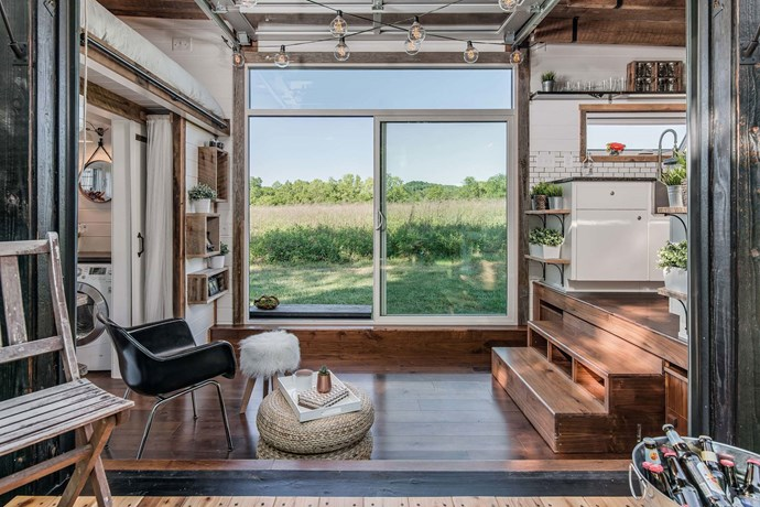 *Photography: New Frontier Tiny Homes*