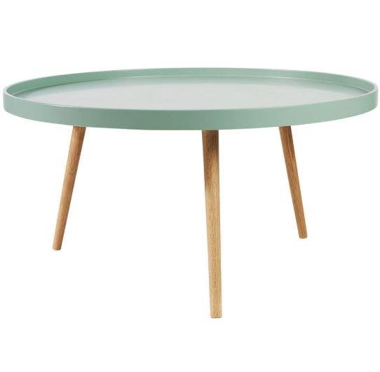 "Alto domino **coffee table** in spearmint, $409, from [Interiors Online](https://fave.co/2NOmSAT|target=""_blank""