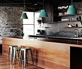 15 timeless timber kitchens