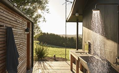 Victorian timber cabin brought back to life