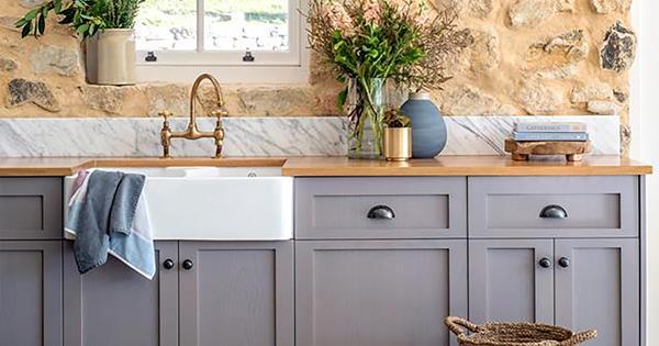 Ikea shaker style kitchen cabinets