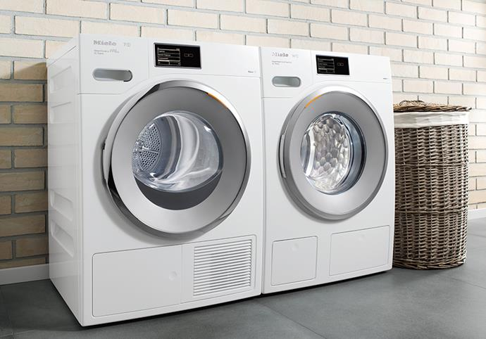 "Collette's ideal laundry would feature the [Miele WMV 960 WPS Washing Machine](https://shop.miele.com.au/en/laundry/washing-machines/wmv960-wps-pwash-tdos-xl-tronic-w1-front-loading-washing-machine-zid10106190|target=""_blank""