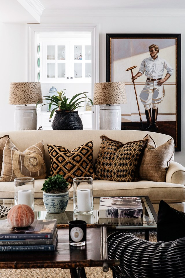 """**HAMPTONS STYLE**<P> <p>[Hamptons style](https://www.homestolove.com.au/modern-hamptons-style-house-ideas-6152