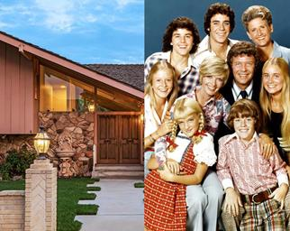 the brady bunch home