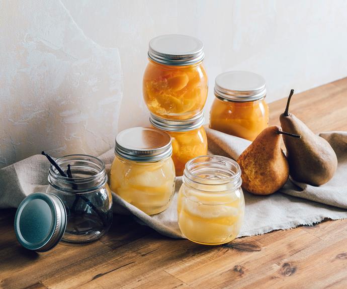 "Glass preserving jars, $5/per 6 pack, [Target](https://www.target.com.au/ target=""_blank"" rel=""nofollow"")."