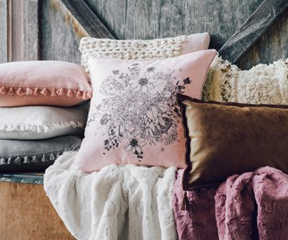 target 2018 collection cushions pink
