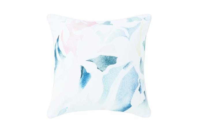 'Shadows' Square Cushion, $79.95