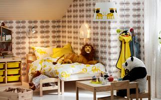 ikea djungelskog kids bedroom children