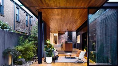 An award-winning Victorian terrace restoration