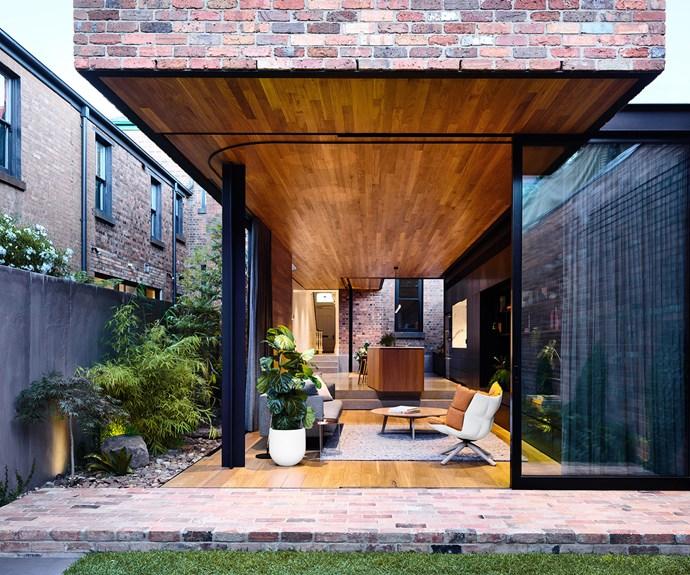 Terrace extension