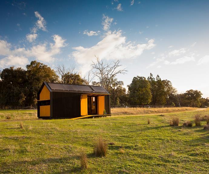racv tiny home peter maddison house