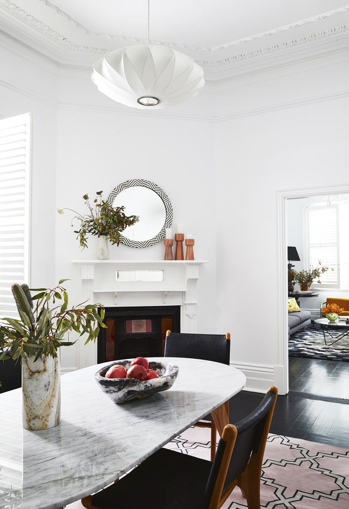"""**Ask the pros** Professional styling can give your home a boost. This Fenton&Fenton-designed space has a warm, welcoming feel. *Styling: [Fenton&Fenton](https://www.fentonandfenton.com.au/