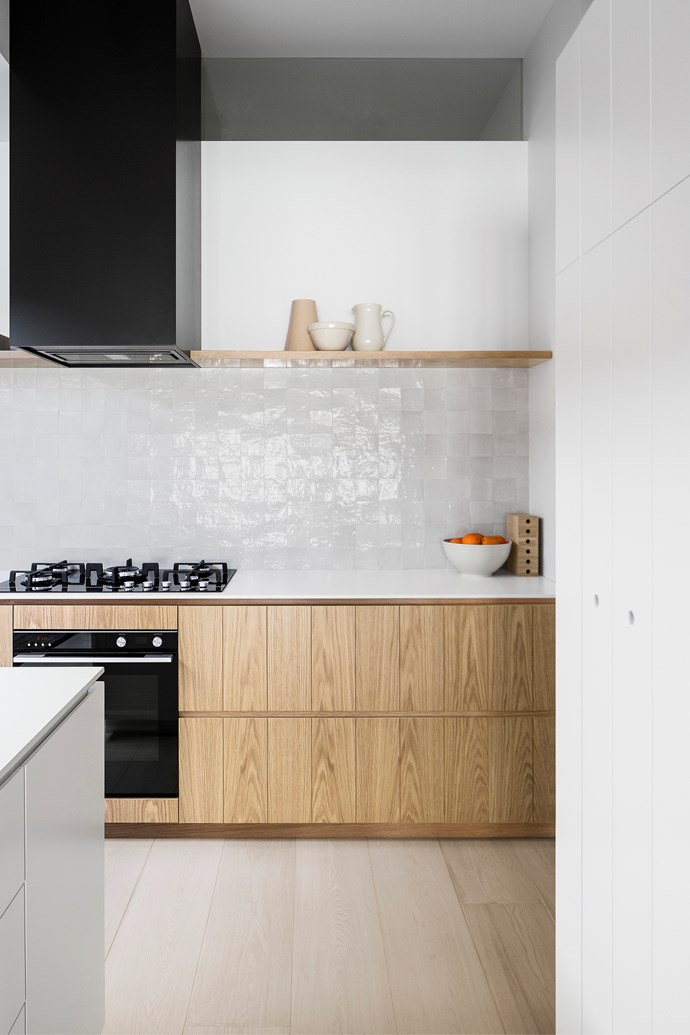 """**Simple and clean** This [Scandi style kitchen makeover](https://www.homestolove.com.au/a-scandi-style-kitchen-makeover-6519