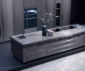 Fendi Cucine takes designer kitchens to a new level