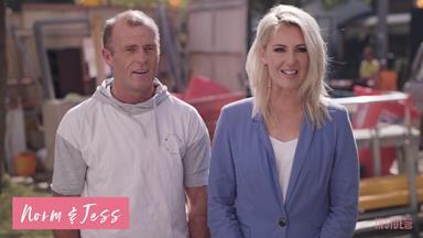 Meet Jess and Norm, The Block 2018's Queensland team