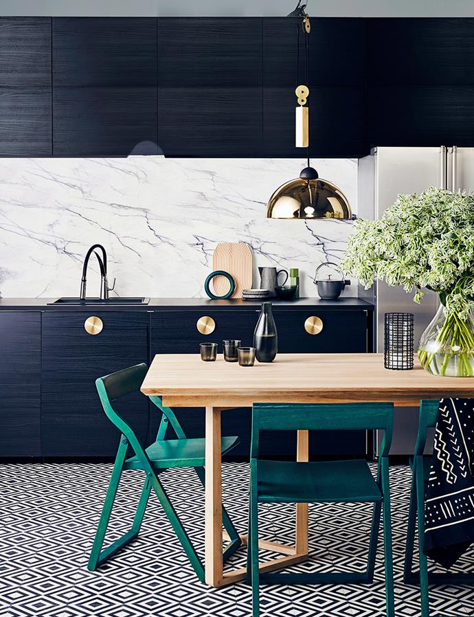 Identify the main functions of you kitchen: Does your kitchen layout cater for everything you need? *Photo: Brett Stevens / Bauersyndication.com.au*