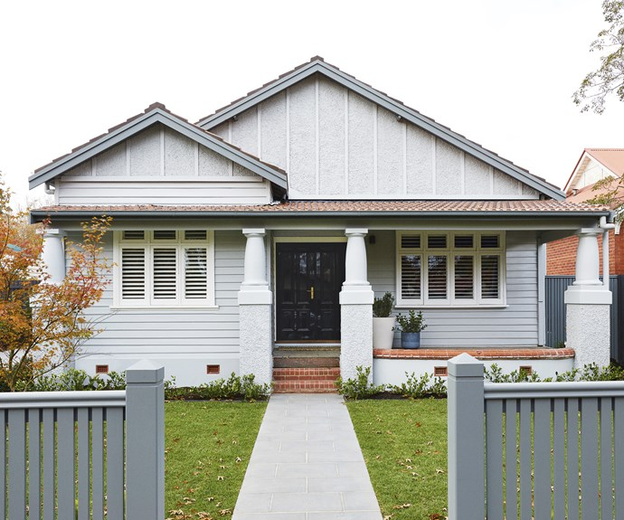 "**Exterior** A lick of paint in [Dulux](https://www.dulux.com.au/|target=""_blank""