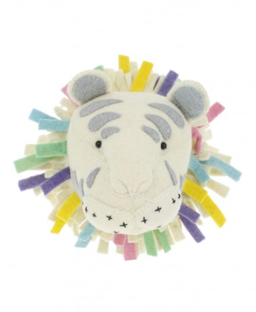 """Pastel Tiger Head, $150, [The Super Cool](https://thesupercool.com/products/kid1389