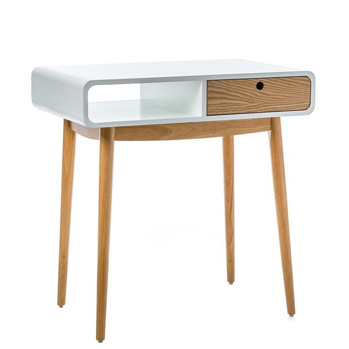 "'Jax' White/Natural Desk, $349, [Adairs](https://www.adairs.com.au/adairs-kids/home-gifts/furniture/adairs-kids/jax-desk-white--natural/|target=""_blank""|rel=""nofollow"")"
