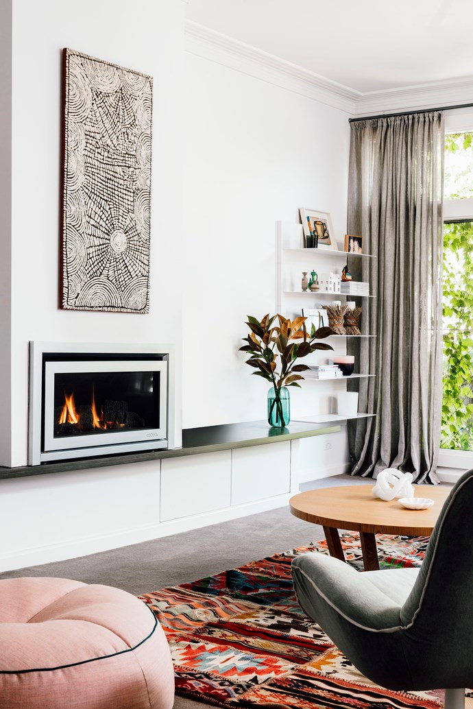 "DL850 gas fireplace, $7179, from [Ecsea](https://www.escea.com/au/|target=""_blank""|rel=""nofollow"")"
