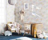 Get the look: an ocean-inspired nursery to help your little ones drift to sleep