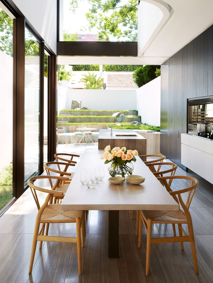 Sydney home by Smart Design Studio. Photograph by Sharrin Rees. From *Belle* April/May 2012.