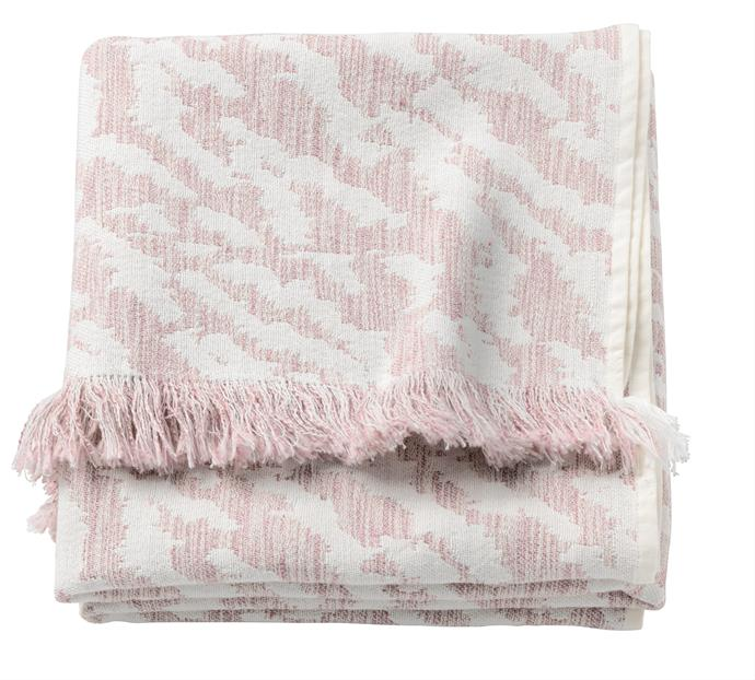 KAPASTER Throw, $29.99.