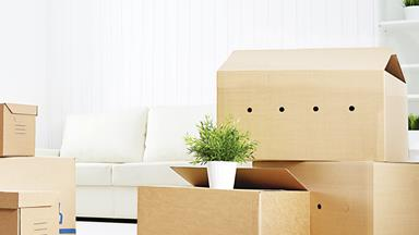 Peter Walsh shares 5 tips for moving house