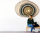 Meet Tammy Kanat, the textile artist weaving magic