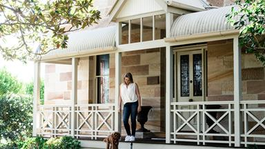 An iconic Sydney sandstone home