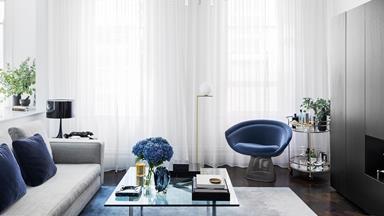 Bespoke luxury meets art deco grandeur in this Sydney apartment