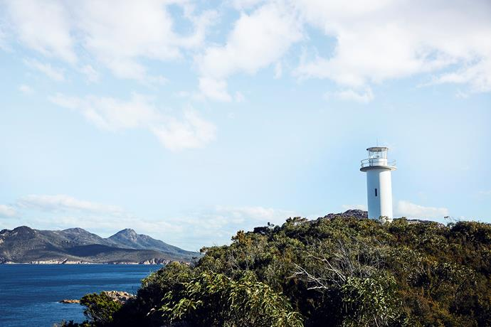 Explore the hiking trails to see Freycinet National Park at your own pace. You'll find a backpack, binoculars and bird-watching book provided in your pavilion.