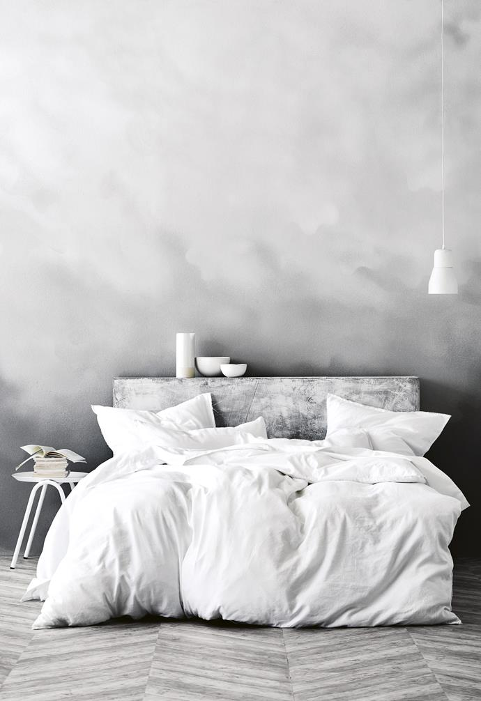 "**Sweet dreams** 'Maison' quilt cover, $199/queen & pillowcases, $39.95 each, [Aura Home](https://www.aurahome.com.au/|target=""_blank""