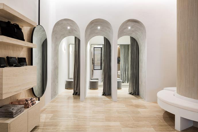 Aje boutique in Perth was designed by We Are Triibe. *Photo: Dion Robeson*