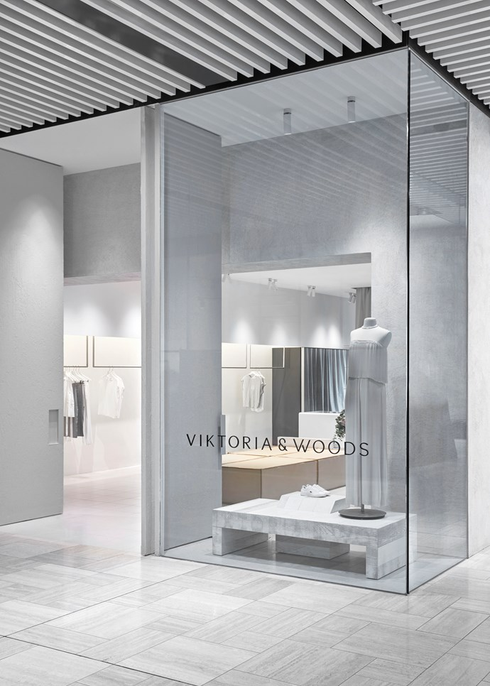 "Fiona Lynch designed the [Viktoria & Woods](https://viktoriaandwoods.com.au/|target=""_blank""