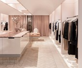 Fashion boutiques with inspiring interiors