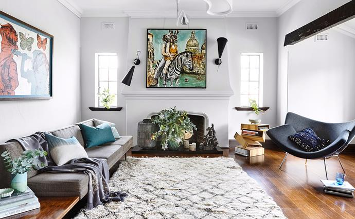 "[Shaynna shares her advice for choosing the perfect artwork for your home here](http://www.homestolove.com.au/shaynna-blazes-expert-tips-for-nailing-your-decor-3110|target=""_blank""). Photo: Derek Swalwell / *bauersyndication.com.au*"