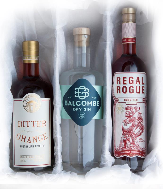 "Dad's Negroni Twist gift pack, $215, [Magnum and Queens Wine](https://www.magnumandqueenswine.com/wine-packs-1/the-negroni-twist-|target=""_blank""