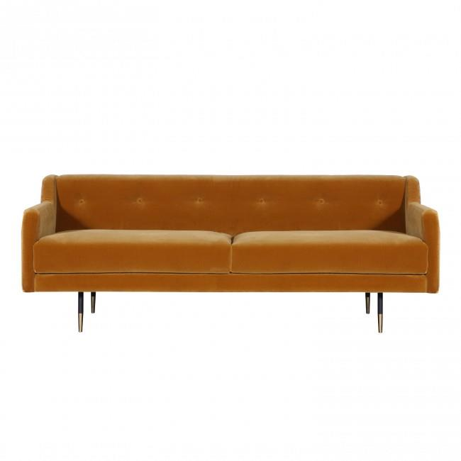 """'Greco' 2.5 seater **sofa**, $2475, from [Clickon Furniture](https://www.clickonfurniture.com.au/greco-2-5-seater-sofa