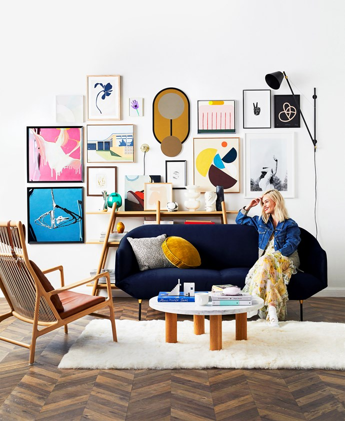 """Have your eye on one of these artworks? [Shop the look here >](https://www.homestolove.com.au/real-living-august-issue-2018-6981