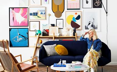 Tips for displaying and hanging wall art