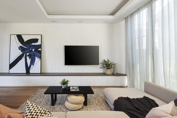 Since the show ended, the home has had a complete re-style. *Photo: Domain*