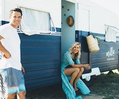 The Block's Michael & Carlene unveil their home on wheels