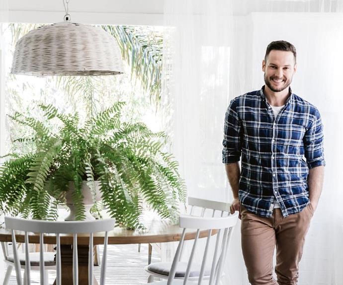 Darren Palmer Bondi apartment