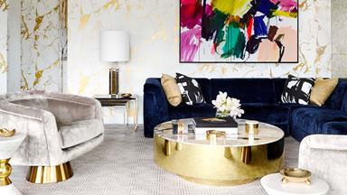 Inside Greg Natale's sumptuous Darlinghurst apartment
