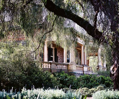 One of the oldest and grandest homesteads in the Barossa Valley